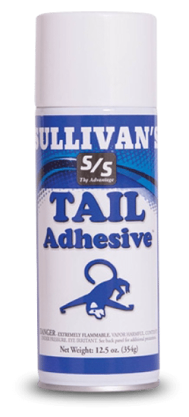 Sullivan Supplies Tail Adhesive Spray